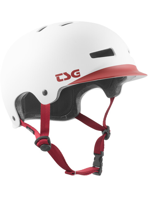 TSG Recon Graphic Design Helmet cap white